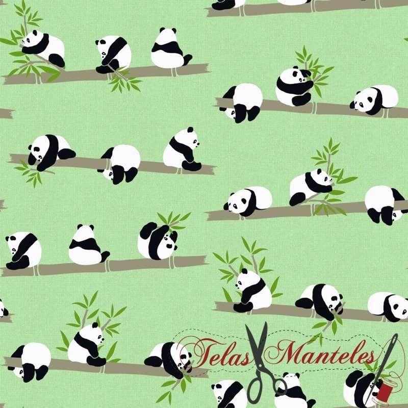 Algodón 100% (2.80) Panda